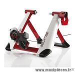 Home trainer novo force résistance magnétique a 5 niveaux marque Elite - Accessoire Vélo