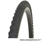 Pneu de vélo city/VTC 700x35 cyclocross crampon noir tr (35-622) marque GRL - Pièce Vélo