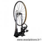 Devoileur de roue professionnel haute precision 0,01mm pour roue 16 a 29 pouces marque Super B - Pièce Vélo