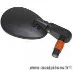 Retro vélo gauche ou droit réglable fixation extremite cintre marque Newton - Pièce Vélo