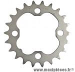 Plateau 22 dents VTT triple deore m532 9v. 4 branches marque Shimano - Matériel pour Vélo