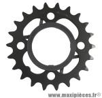 Plateau 22 dents VTT triple alivio m430/acera m361 9v. 4 branches marque Shimano - Matériel pour Vélo