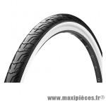 Pneu de vélo city/VTC 700x32 cityride reflex noir tr (28x1,25) (32-622) marque Continental - Pièce Vélo
