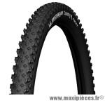 Pneu de VTT 29x2.10 country grip'r noir tr (54-622) marque Michelin - Pièce Vélo