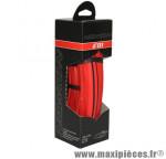 Pneu pour vélo de route 700x23 e-01 rouge lisères noir ts (23-622) marque Newton - Pièce Vélo