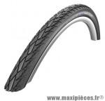 Prix spécial ! Pneu de vélo city 22x1.1/2 hs377 road cruiser noir tr (44-484) marque Schwalbe - Pièce Vélo