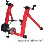 Home trainer frein magnétique réglage dureté au cintre 26-700 - Accessoire Vélo Pas Cher