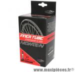 Chambre à air de vélo et de dimensions 29x2.10-2.40 valve presta marque Newton - Pièce Vélo
