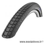 Pneu de VTT 27.5x2.00 big ben noir tr (50-584) (650b) marque Schwalbe - Pièce Vélo