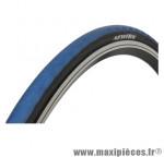 Pneu pour vélo de route 700x23 gp bleu flancs noir (profil tout temps) tr (23-622) marque Newton - Pièce Vélo