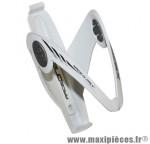 Porte bidon x5 blanc/deco gris (pastille gel) marque Race One - Accessoire Vélo