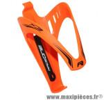 Porte bidon x3 orange/deco noir marque Race One - Accessoire Vélo