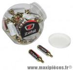 Cartouche co2 filete 16g (jarre de 50) marque Zéfal - Matériel pour Cycle