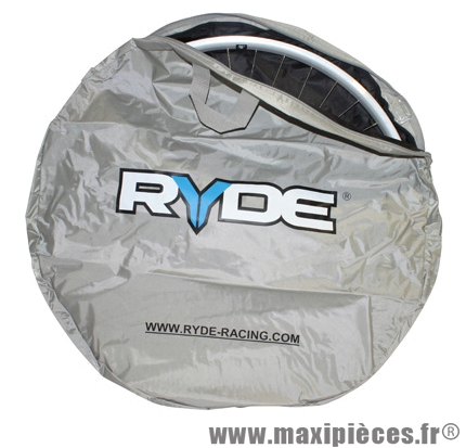 Housse de protection roue ryde (série limitée) - Accessoire Vélo Pas Cher