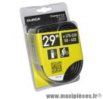 Chambre à air de vélo et de dimensions 29x1.75-2.25 valve presta avec liquide anti-crevaison (622x47-52) marque Slime - Pièce Vélo