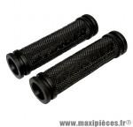 Poignée city gripchoc noir l120mm (paire) marque Newton Prix spécial !
