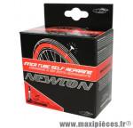 Chambre à air de vélo et de dimensions 29x1.85 anti-crevaison valve presta marque Newton - Pièce Vélo