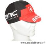 Casquette vélo équipe bmc - Accessoire Vélo Pas Cher
