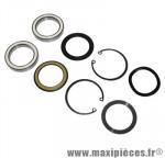 Roulement boitier de pédalier bb30 slk/gossamer (paire) 30x42x7 marque FSA - Pièce Vélo