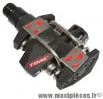 Pédale VTT automatique xc4 (paire) marque Time - Pièce Vélo