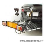 Porte vélo plateforme siena inclinable pour 3 vélos (maxi 45kgs) marque Peruzzo - Accessoire Vélo
