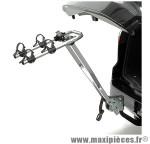 Porte vélo d'attelage arezzo inclinable pour 2 vélos (maxi 45kgs) marque Peruzzo - Accessoire Vélo