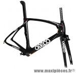 Cadre stinger noir (taille XL) (+ étrier de frein) marque Ceepo - Matériel pour Cycle