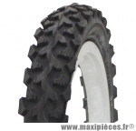 Pneu vélo enfant Deli Tire 14 x 1 3/8 x 1 5/8 - (ETRTO 44-288) (350x42A) S-186 noir (type crampon)