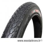 Pneu de vélo city 350a noir tr (14x1 3/8) (37-288) marque GRL - Pièce Vélo
