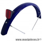 Tricycle 28596 garde boue arrière bleu - Accessoire Vélo Pas Cher - Tricycle pour enfant