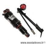 Amortisseur VTT monarch r réglable 165mm x 38mm marque Rockshox - Matériel pour Cycle