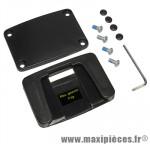 Adaptateur pour panier et fixation 21565 (plaque + contreplaque) marque Basil - Matériel pour Cycle