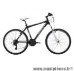 Vélo VTT 26 impact alu homme 21v noir t43 (shimano tx-800+st-ef41) marque Jumpertrek - Vélo - VTT complet