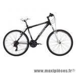 Vélo VTT 26 impact alu homme 21v noir t47 (shimano tx-800+st-ef41) marque Jumpertrek - Vélo - VTT complet