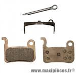 Plaquette de frein VTT pour xtr m975/xt m775/m665 métal marque Shimano - Matériel pour Vélo *prix spécial !