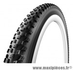 Pneu de VTT 27.5x2.10 barzo noir tnt tubetype/tubeless -polyvalent- (54-584) (650b) marque Vittoria - Pièce Vélo