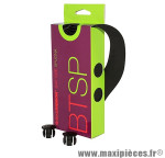 Prix spécial ! Ruban de guidon BikeRibbon SPUGNA noir textile strié