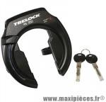 Antivol vélo fer a cheval rs350 noir avec fixation marque Trelock - Accessoire Vélo