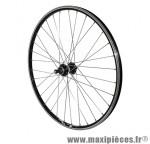 Prix spécial ! Roue route 600 project arrière noir moy miche noir rl 7/6/5v. (541x13) marque Vélox - Pièce Vélo