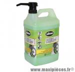 Préventif anti-crevaison pour chambre a air (bidon 1 gallon = 3.8l) marque Slime - Pièce Vélo