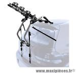 Porte vélo de coffre venezia monospace pour 3 vélos avec emplacement (maxi 45kgs) marque Peruzzo - Accessoire Vélo