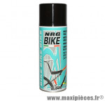 Nettoyant vélo goudron / résine surpuissant sans risque pour les peintures et chrome (400ml) marque NRG Bike - Accessoire Vélo