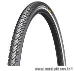 Pneu de VTT 26x1.60 protek cross max noir tr (42-559) marque Michelin - Pièce Vélo
