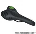 Selle city confort density line noir homme 275x146mm marque DDK - Accessoire Vélo