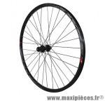 Roue VTT 29 pouces traxx 21 disc arrière noir œillet moy shimano rm66 marque Vélox - Pièce Vélo