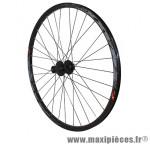 Roue VTT 27.5 pouces traxx 21 disc arrière noir œillet moy shimano marque Vélox - Pièce Vélo