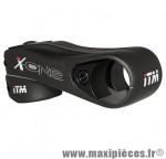 Potence route x-one full carbone 31,8 l110mm marque ITM - Matériel pour Vélo
