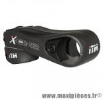 Potence route x-one full carbone 31,8 l120mm marque ITM - Matériel pour Vélo
