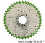 Cassette 11 vitesses pour shimano/sram 11-40 marque Microshift - Matériel pour Vélo