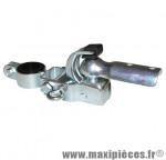 Attache remorque vélo rotule avec sécurité pour fixation tige de selle - Accessoire Vélo Pas Cher